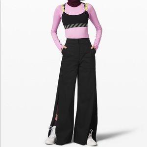 NWT Lululemon Face Forward Trouser